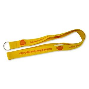 "Cotton Lanyard (Super Saver - 36""x3/4"")"