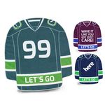 Custom Jersey Rally Towel - Hockey (Super Saver)