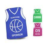 Custom Jersey Cooling Towel- Basketball