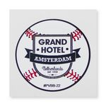 Custom Permanent Adhesive Vinyl Decal - Custom or Stock Baseball Art (2