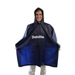 Rain Poncho - Reusable (Priority)