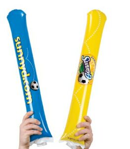 Bambams Inflatable Noise Makers (Pair - Priority)