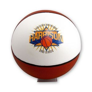 Basketball - Full Size Signature, 1 Panel (This product ships inflated)