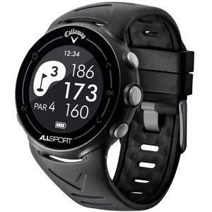 Custom Callaway AllSPORT GPS Watch - Black