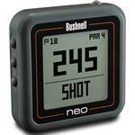 Custom Bushnell Neo Ghost Golf GPS - Charcoal Gray