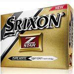 Custom Srixon Z-Star Golf Balls - 1 Dozen