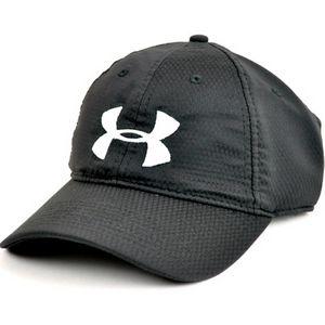Custom Under Armour Zone Hat - Black