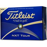 Custom Titleist NXT Tour Golf Balls - 1 Dozen