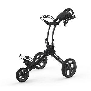 Custom Clicgear Rovic RV1C Golf Push Cart - Charcoal