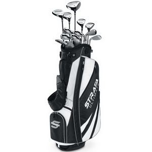 Callaway Strata Ultimate 18 Piece Men's Complete Set
