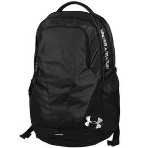Custom Under Armour Hustle 3.0 Backpack - Black