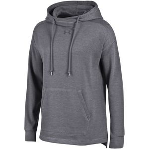 Custom Under Armour Women's Sports Style Fleece Pullover - Carbon Heather