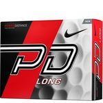 Custom Nike Power Distance Long Golf Balls - 1 Dozen