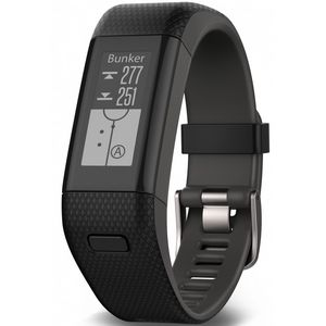 Custom Garmin Approach X40 GPS Golf Band - Black/Gray