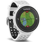 Custom Garmin Approach S6 Golf GPS Watch - White
