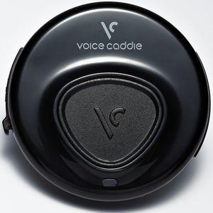 Custom Voice Caddie VC170 Voice Golf GPS/Rangefinder - Black