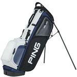 Custom Ping Hoofer Stand Bag - White/Black/Navy