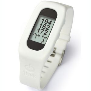 Custom TLink GPS Golf Watch - White