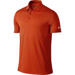 Custom Nike Men's Victory Polo Shirt - Team Orange