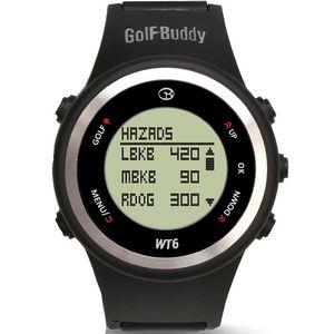 Custom Golfbuddy WT6 Golf GPS Watch