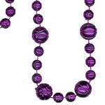 Custom Basketball Shaped Combo Mardi Gras Sportbeads