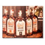 Custom Canvas Sign / Picture - 12
