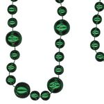 Custom Baseball Shaped Combo Mardi Gras Sportbeads