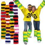 Custom Fuzzy Spirit Legwarmers / Armbands