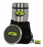 Custom Stainless Steel Tumbler Gift Set