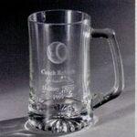 Custom 25 Oz. Sports Mug w/ Engraved Imprint