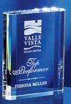 Custom Crystal Merit Award (5 1/2