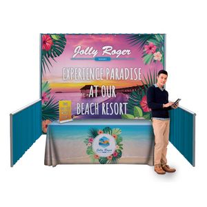Custom Booth-in-a-Bag Total Show Package