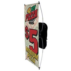 Custom Banner Backpack Kit