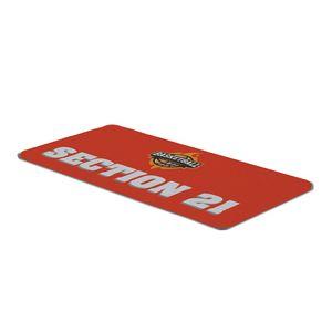 Custom 3' x 5' Indoor Surface Grip Adhesive