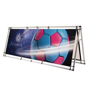 Custom 8' Horizontal A-Frame Display Kit