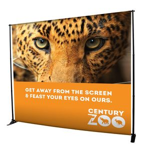 Custom 10' Deluxe Exhibitor Expanding Display Kit