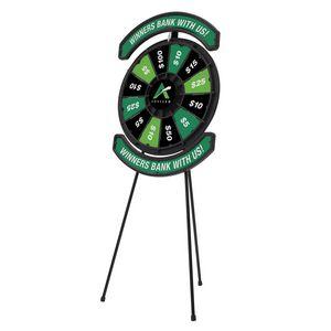 Custom Spin 'N Win Prize Wheel Plus Kit