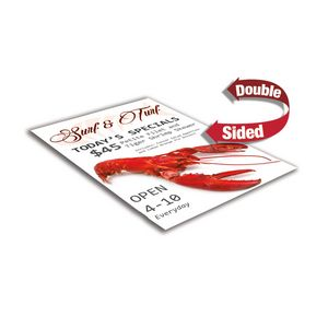 Custom Signicade Deluxe A-Frame Signboard (Double-Sided)
