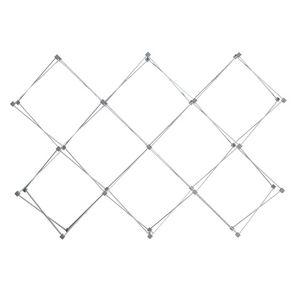 Custom Deluxe Geometrix 8 Qd Frame Kit (Frame & Faceplates)