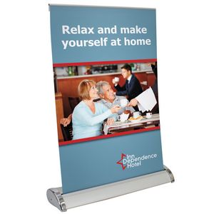 Custom Large Mini Promo Retractor Kit