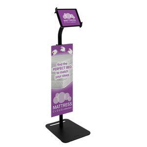 Custom iPad Stand Display Kit (Stand and Graphics Kit)