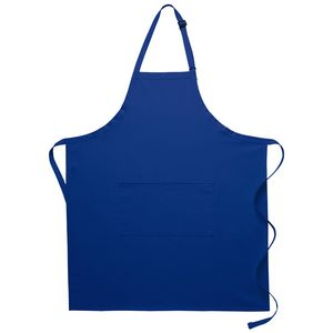 Custom XL Butcher Bib Apron w/ Center Divided Pocket 36