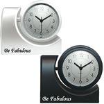 Custom Swivel Head Desk Alarm Clock