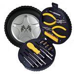 Custom 24 Piece Tool Kit in a Tire Box