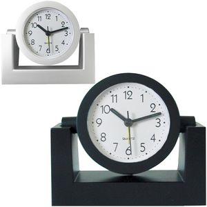 Custom Desk Top Variable Angle or Swivel Alarm Clock