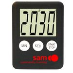 Custom TA9229 Digital Magnetic Timer-BLACK