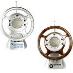 Custom Steering Wheel Clock Radio