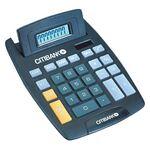Custom Black 8 Digit Desk Top Calculator