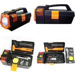 Custom Emergency Flashlight & Tool Kit