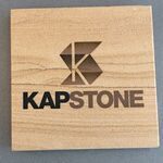 Custom Absorbent Natural Sandstone Coaster / Solid Sandstone - Single Bulk